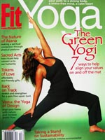 Fit Yoga Cover